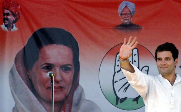 Rahul is the No 2 after the Congress president, emphasises Ahmed Patel.