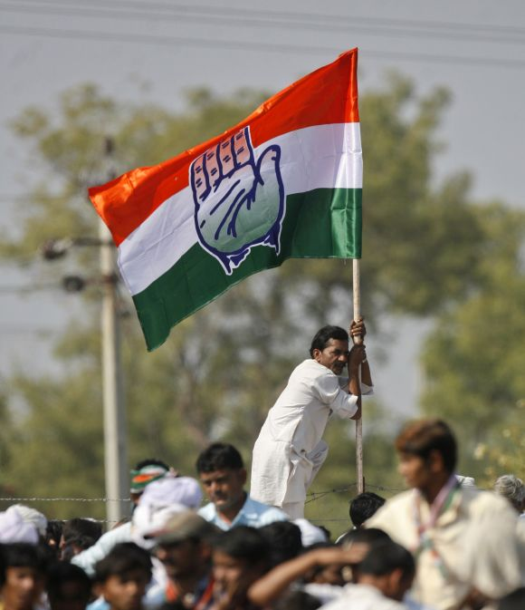 There may be different opinions within the Congress, says Ahmed Patel.
