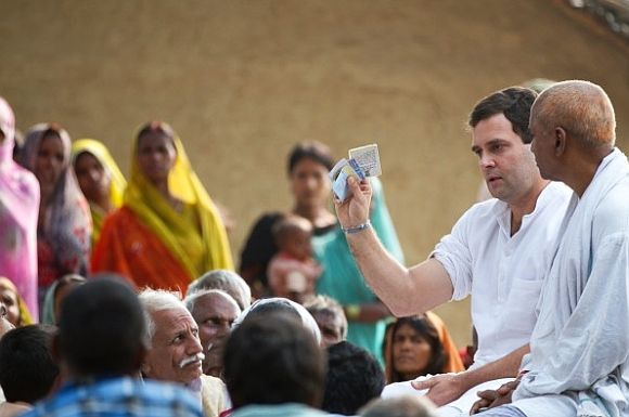 All hail Rahul Gandhi @ Congress Chintan Shivir