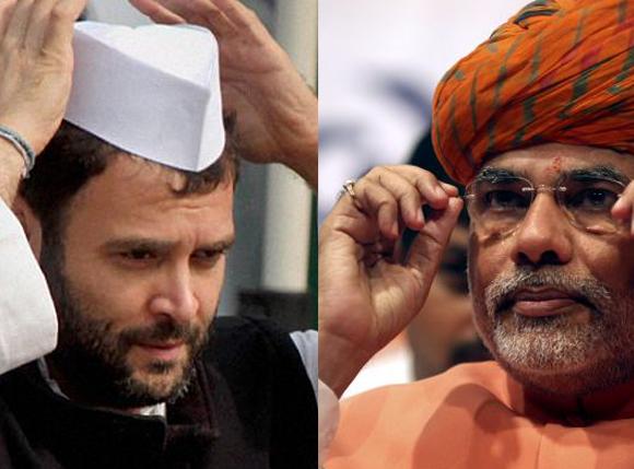 Won't call Rahul 'shehzade' if Cong ends 'dynastic' politics: Modi