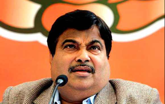 Nitin Gadkari resigned from the post of BJP chief on Tuesday night