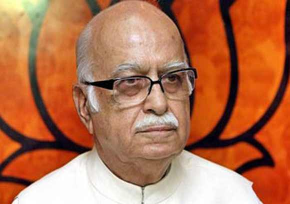 BJP veteran leader L K Advani