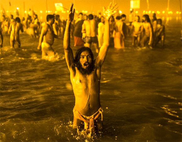 The FACES of Maha Kumbh