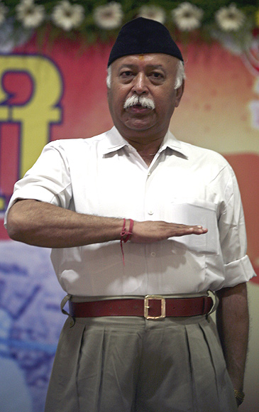 Does RSS supremo Mohan Bhagwat regret his decision?