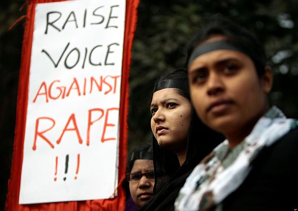 What Justice Verma says in his report on rape laws