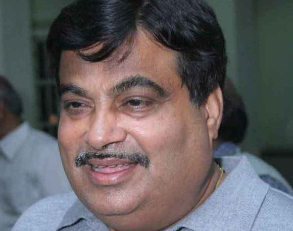 I have opted out to save BJP: Nitin Gadkari