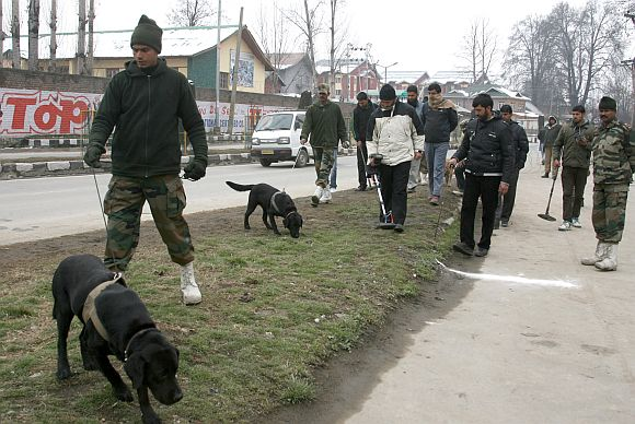 Kashmir gears up for Republic Day