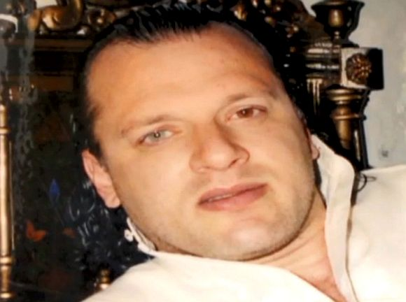 File photo of David Headley