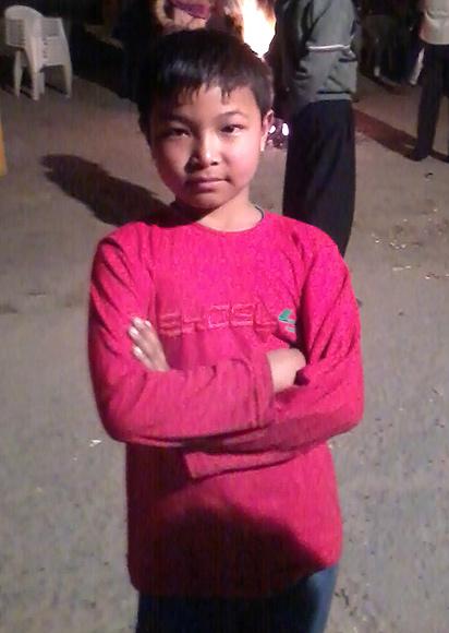 Koroungamba Kunam from Manipur