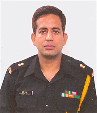 Major Sandeep Kumar