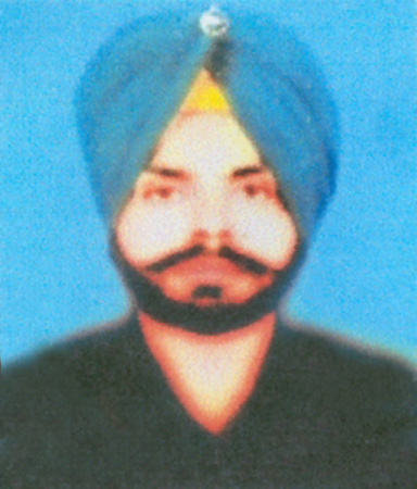 Havildar Vir Singh