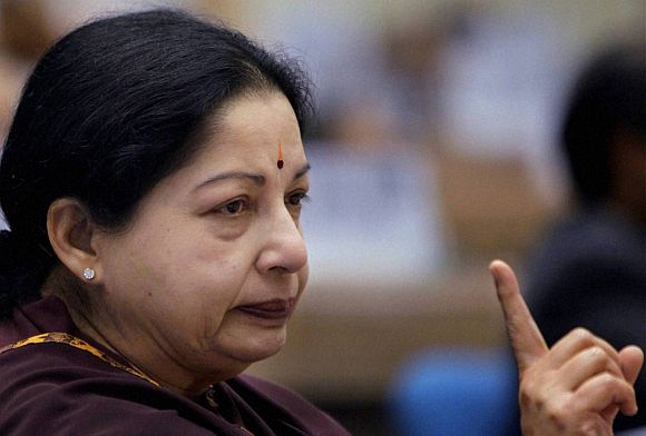Lankan IPL players NOT ALLOWED in TN: Jaya to PM
