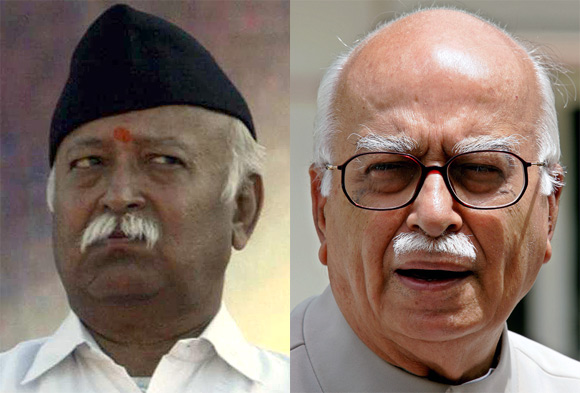 The deal between Bhagwat and Advani paves the