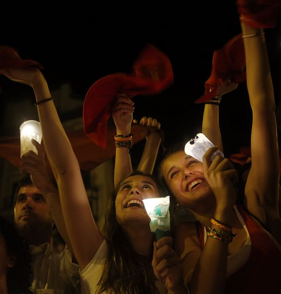 PHOTOS: 10 amazing moments from San Fermin
