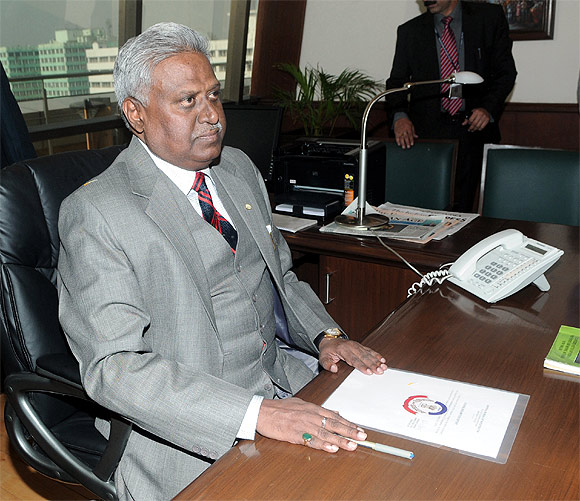 CBI director Ranjit Sinha is busy preparing for his daughter's wedding.