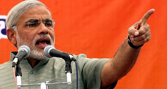 'Modi was never told about Rs 5 entry fee for his event'