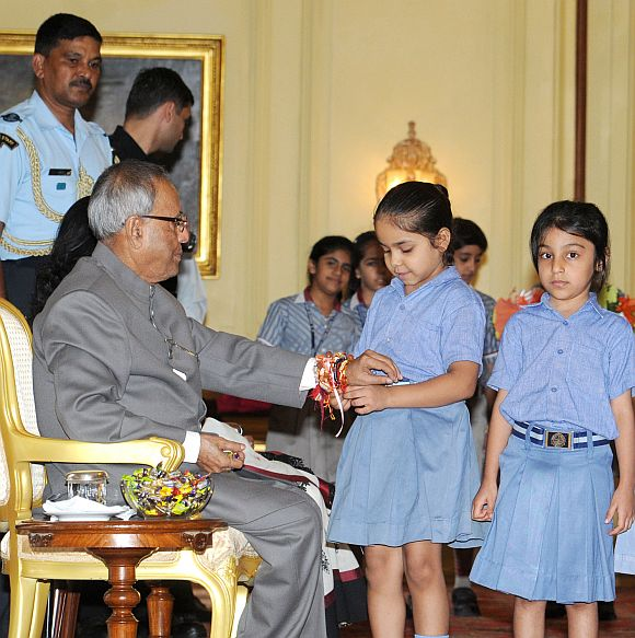 Different strokes of President Pranab