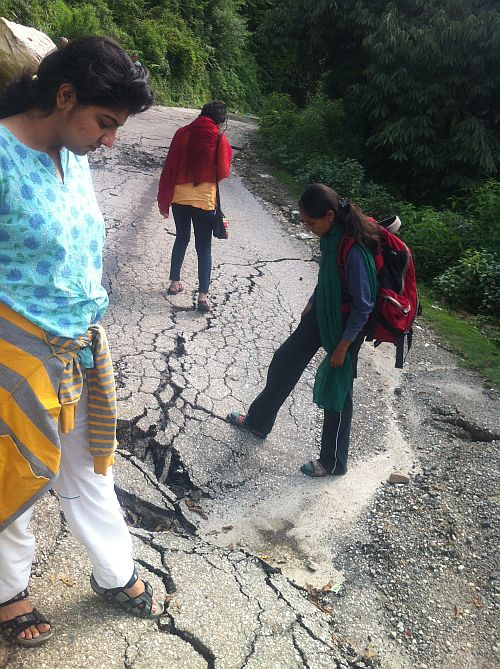 How 6 young women rekindled HOPE in Uttarakhand