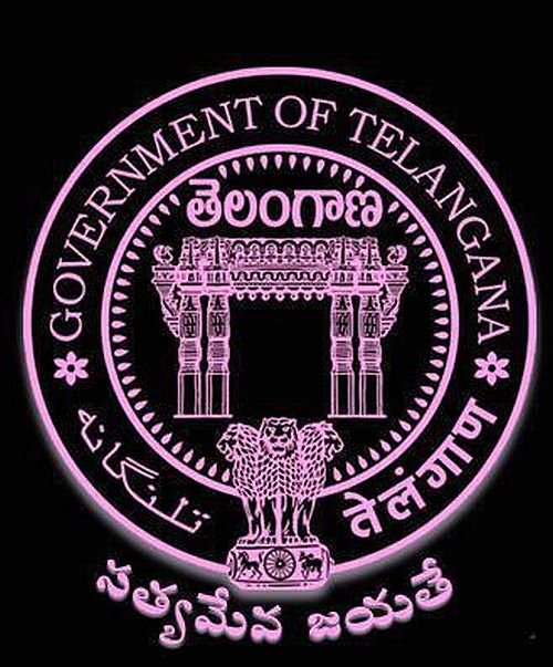 Could this be logo of the new Telangana state?