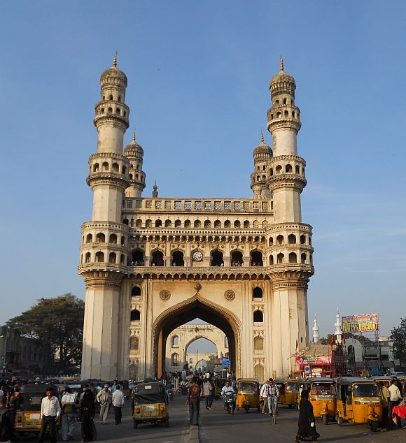 'Hyderabad is not anyone's individual property'