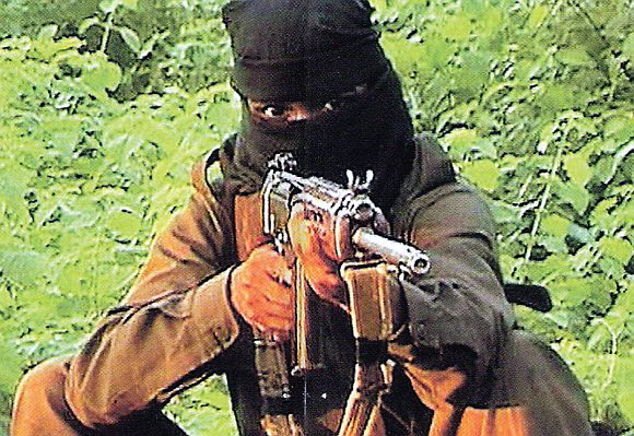 The most wanted desi jihadis and Naxals