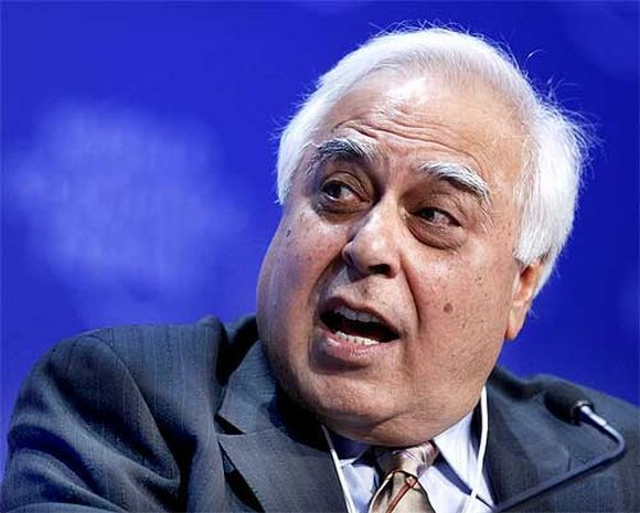 The disquiet over Kapil Sibal