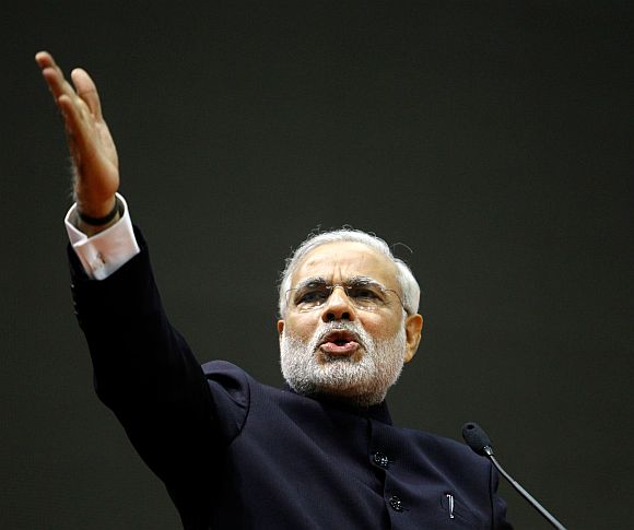 'Modi ideologically hawkish, but opportunistic'