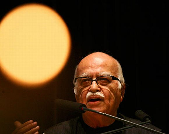 RSS wants Advani to be respected; there's no pressure: BJP