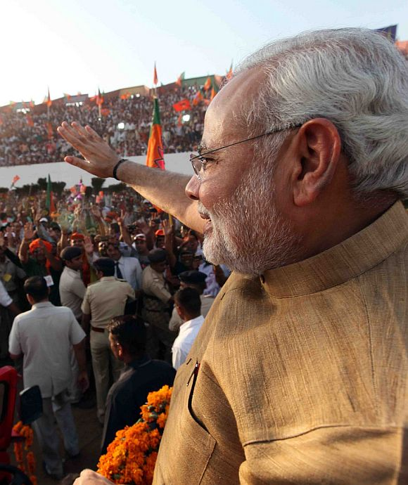 What surveys don't really tell us about Modi