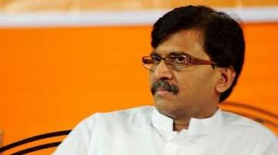 Shiv Sena spokesman Sanjay Raut