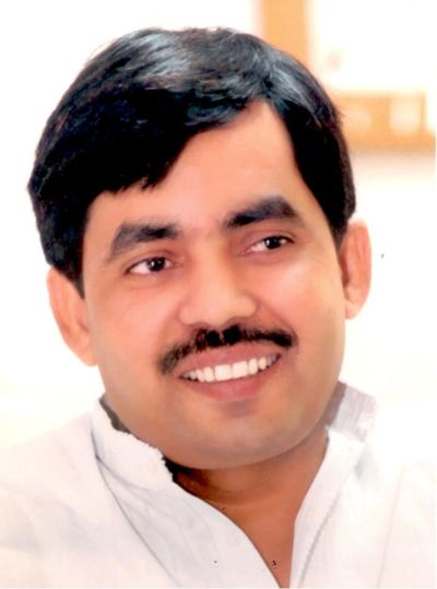 Why Shahnawaz Hussain is a happy man
