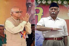 India News - Latest World & Political News - Current News Headlines in India - After Modi, RSS chief Bhagwat to meet Advani today