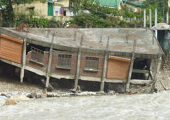 Uttarakhand havoc is a man-made disaster!