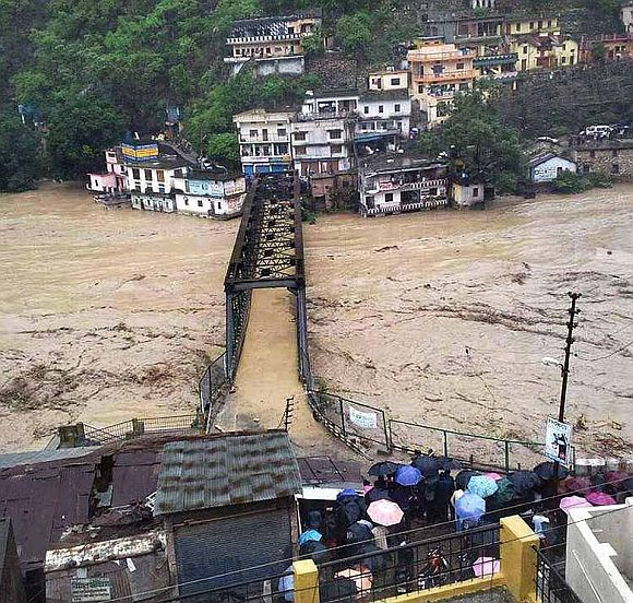 Uttarakhand havoc is a man-made disaster!