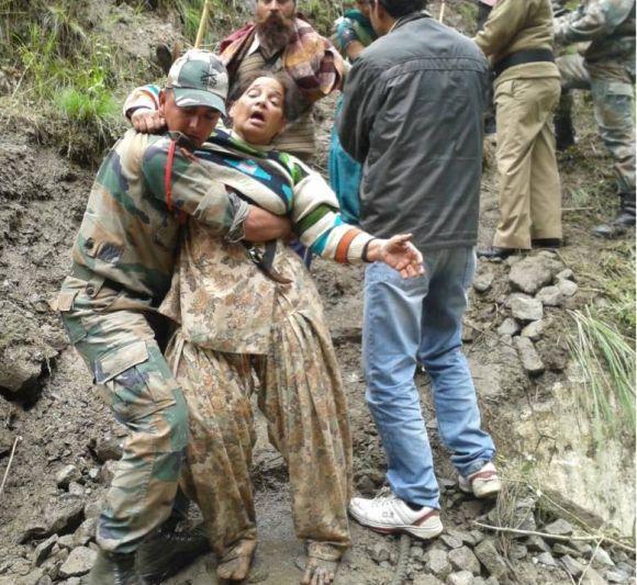 PHOTOS: Massive devastation at Uttarakhand