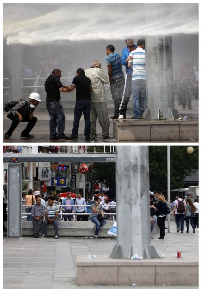 How protests have changed Turkey's FACE