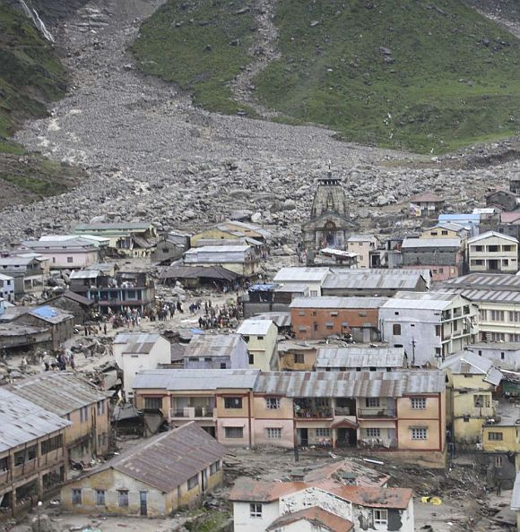 Uttarakhand tragedy: 'We prayed and waited for our fate'