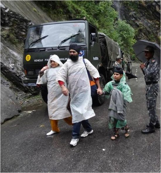 15,000 saved, thousands still stranded in Uttarakhand