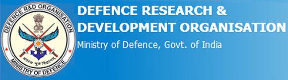 The DRDO's website