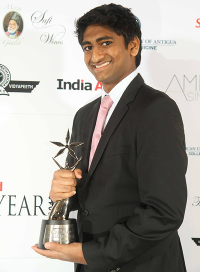 India Abroad Special Award for Achievement 2012