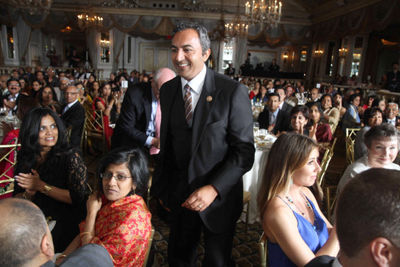 India Abroad Person of the Year for Political Achievement 2012