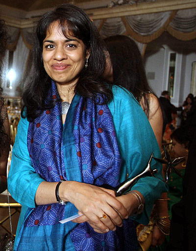 India Abroad Publisher's Special Award for Excellence 2012
