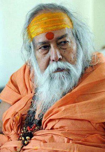 Dwarka peeth Shankaracharya Swami Shree Swaroopananda Saraswati