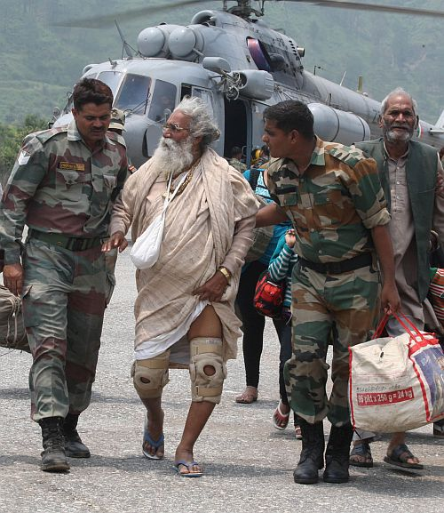 Why Uttarakhand relief descended into a farce
