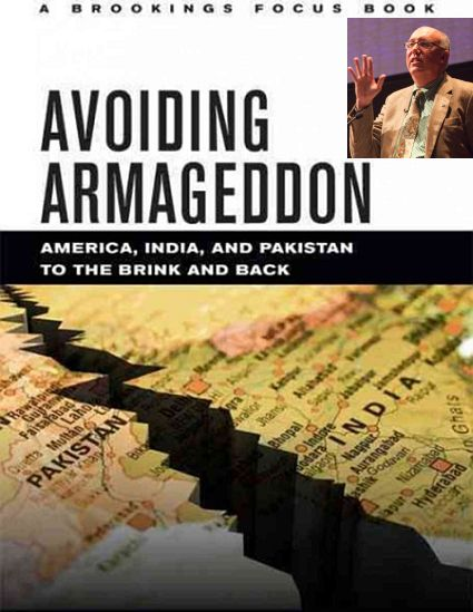 Bruce Riedel's latest book, Avoiding Armageddon: America, India, and Pakistan to the Brink and Back