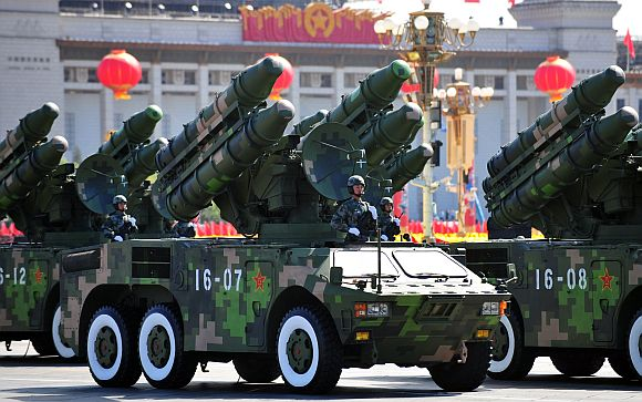 China hikes defence budget; it's 3 times more than India's