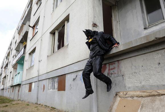 Hail BATMAN! Meet the real life caped crusaders