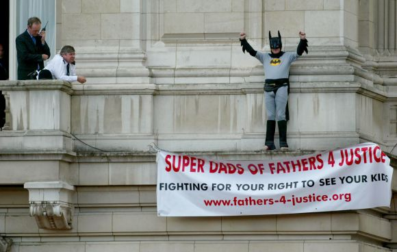 Hail BATMAN! Meet the real life caped crusaders