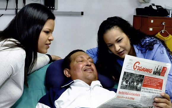 Hugo Chavez: A journey in pictures