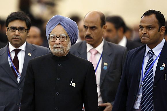 PM Manmohan Singh expressed confidence that India will return to the growth rate of 7-8 per cent in next two years.